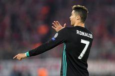 Catatan Minor Ronaldo Saat Real Madrid Menang atas Bayern Muenchen