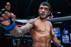 Alex Silva Waspadai Pertarungan Ulang Lawan Yoshitaka Naito