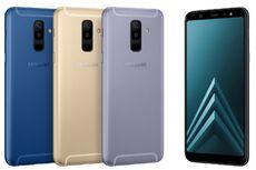 Samsung Galaxy A6 dan A6 Plus Resmi Meluncur, Ini Spesifikasinya