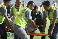 Luis Milla Beharap Andritany Segera Pulih dari Cedera