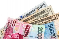 Rupiah Lanjutkan Penguatan ke Rp 14.300 Per Dollar AS