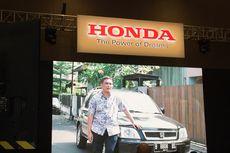 Loyalitas Konsumen 30 Tahun Pakai Mobil Honda