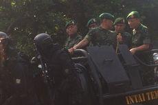 Menhan Ingatkan Ancaman Keutuhan Bangsa kepada Para Perwira Kostrad