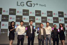 LG G7 Plus Resmi di Indonesia, Harga Rp 11,5 Juta