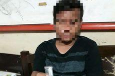 Teringat Keluarga, Sales Obat Pemilik Sabu Menangis Saat Diringkus Polisi