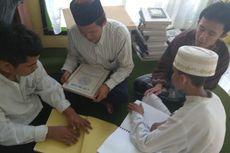 Ngabuburit Sambil Belajar Belajar Membaca Al Quran Braille