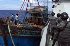 Bakamla: 30 Kapal Kedapatan Curi Ikan di Natuna, hanya 14 yang Tertangkap