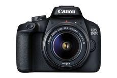Ini Harga DSLR Canon EOS 1500D dan EOS 3000D di Indonesia