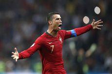 Piala Dunia 2018, Pujian Vieri untuk Ronaldo