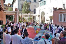 Melihat Suasana Idul Fitri di Roma