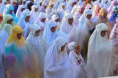 Rayakan Idul Fitri Hari Ini, Jemaah Islam Aboge Lakukan Shalat Id