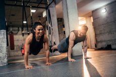 Ingin Membentuk Otot? Jangan Latihan Keras Tiap Hari