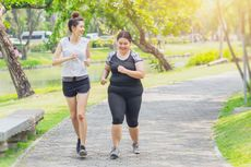 12 Langkah demi Singkirkan Lemak di Paha