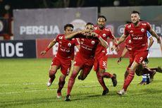Pertandingan Persija Jakarta Vs Persela Lamongan Ditunda