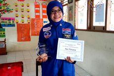 Ke Amerika Serikat, Guru SD asal Yogyakarta Belajar Misi Menyelamatkan Bumi dari Astronot