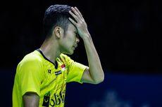 Anthony Ginting Tumbang, SGS Kalah