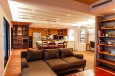 Ingin Menambah Kehangatan? Tiru Dekorasi Ruang Keluarga Berikut...
