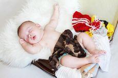 Menurut Sains, Orangtua Bisa Lakukan Ini agar Bayi Tidur Nyenyak