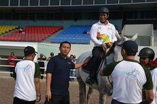 Mentan Pastikan Kesehatan Kuda Peserta Asian Games 2018