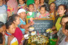 Cucu Kedua Jokowi Lahir, Begini Gembiranya Pedagang Pasar di Solo...