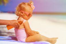 Anak-anak Juga Perlu Pakai Tabir Surya