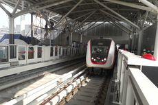 LRT Jakarta Terima Rekomendasi Uji Coba dari Kemenhub