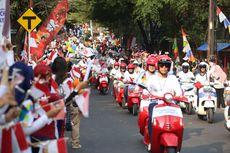 Pawai Obor Asian Games di Jakarta Utara, Jalan Yos Sudarso Akan Ditutup