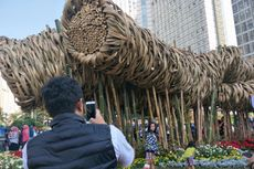Getih Getah Hanya Bertahan 11 Bulan, Berapa Usia Rata-rata Instalasi Bambu?