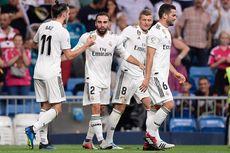 Kapten AS Roma Gentar Bertemu Real Madrid pada Pembuka Liga Champions