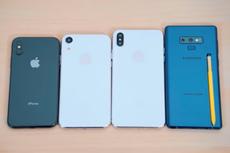 """Galaxy Note 8 Bersanding dengan """"iPhone 2018"""" dalam Video"""