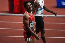 Di Balik Kelolosan Lalu Muhammad Zohri ke Olimpiade Tokyo 2020