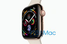 Apple Watch Series 4 Punya Bodi Ramping dan Layar Lebih Lebar