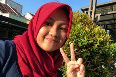 Gadis 15 Tahun Ini Menjadi Mahasiswa Termuda di Unpad Bandung