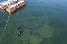 Danau di Turki Sembunyikan Gereja Romawi Kuno dan Kuil Pagan