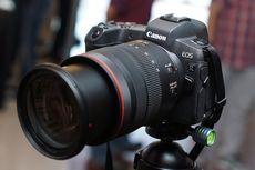 "Mirrorless ""Full-Frame"" Canon EOS R Dijual Rp 60 Juta di Indonesia"