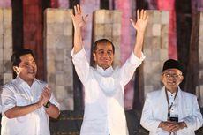 Rekapitulasi KPU: Jokowi-Ma'ruf Unggul 860 Ribu Suara di Sulawesi Utara