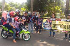 "Komunitas PCX Tularkan Budaya ""Safety Riding"""