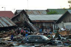 Langkah Awal Evakuasi Kendaraan yang Kena Tsunami