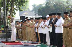 Kekeringan, 1.000 ASN Kota Bandung Gelar Shalat Minta Hujan di Balai Kota