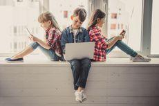 Penggunaan Gawai pada Anak, Orangtua Dinilai Tak Beri Teladan