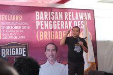 Relawan Desa Siap Sumbangkan 7,4 Juta Suara untuk Jokowi-Ma'ruf Amin