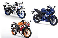 Komparasi Sport Fairing 150cc, CBR150R, GSX-R150, R15