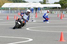 Kompetisi Safety Riding Honda, Ada Tantangan Baru