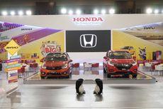 Honda Tampil Maksimal di GIIAS Medan