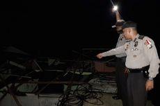 20 Rumah Diterjang Puting Beliung dan 1 Orang Tersambar Petir di Pulau Pecong