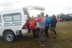 Jenazah Pemandu Pendaki yang Tewas di Puncak Carstensz Dibawa ke Bandung