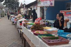 Hanya di Gang Kecil, tetapi Perputaran Uang di Pasar Jajanan Ini Puluhan Juta Rupiah Per Hari