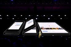 Ponsel Layar Lipat Samsung Meluncur 20 Februari