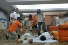 Prarekonstruksi, Haris Peragakan Pembunuhan Keluarga di Bekasi dari Awal sampai Akhir