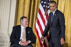 Mendiang Mantan Presiden AS George HW Bush Pernah Selamat dari Kanibal